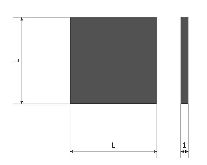 размеры управляющего элемента выключателей ВБШ-03